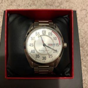 Ferrari watch stainless steel